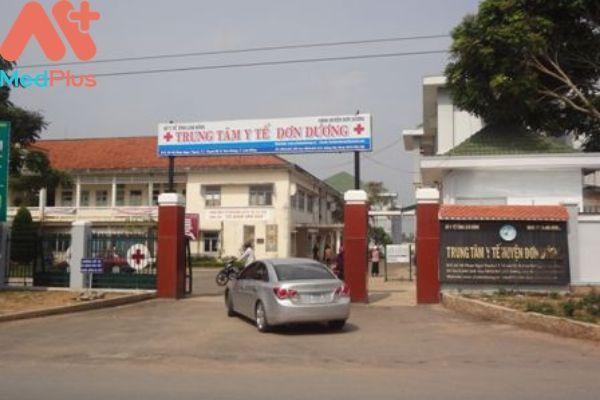 Dự án TTYT huyện Đơn Dương – Lâm Đồng