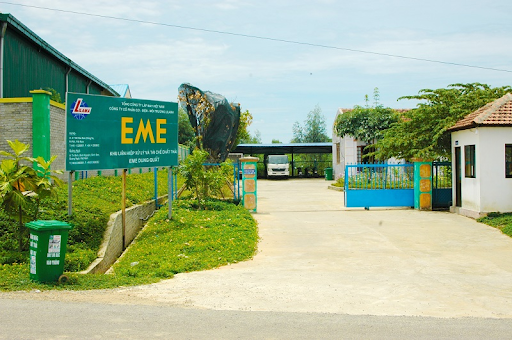 Tư vấn thiết kế, quản lý dự án lò đốt chất thải nguy hại, công suất 500 kg/h cho Công ty Cổ phần Cơ – Điện – Môi trường Lilama