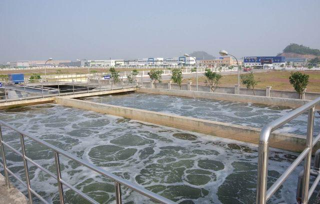 Tỷ lệ thu gom, xử lý nước thải đô thị ở Việt Nam chỉ đạt khoảng 13%