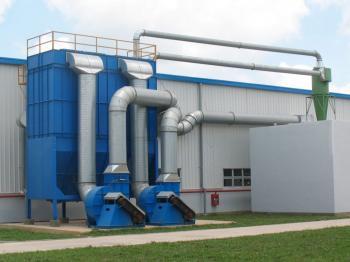 Thiết bị xử lý khí thải công nghiệp
